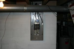 new 200 amp service
